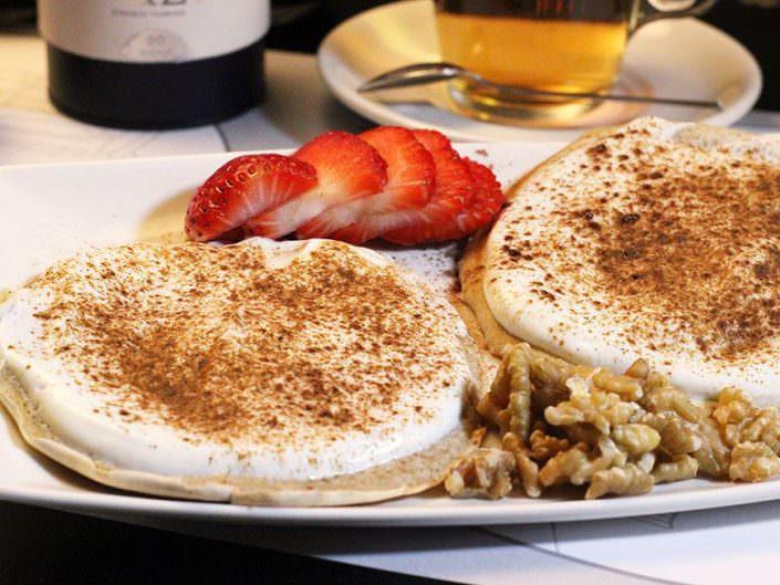 Training breakfast el desayuno más sano de Le Bistró